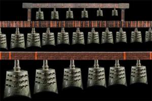 湖北博物馆十大镇馆之宝:崇阳铜鼓上榜,第一保存度完整