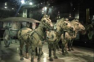 陕西十大旅游景点排名 大唐芙蓉园第三,第一是文化标志