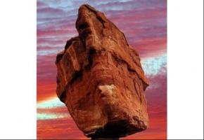 自然界十大不可思议平衡岩 蘑菇岩上榜,第三非常壮观