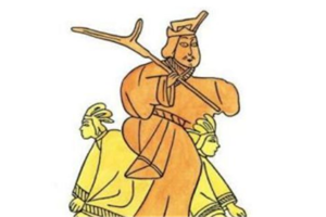 中国古代十大昏君:隋炀帝上榜,他是痴傻之人