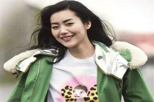 娱乐圈高级脸女明星排行榜:曾黎上榜,刘雯第一