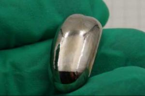 世界十大名贵金属 黄金仅第七,它在地壳中仅为十亿分之一
