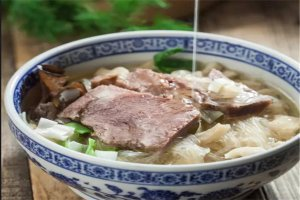 中国最好吃的饭店排行榜:管记水席上榜,景德泡馍第一
