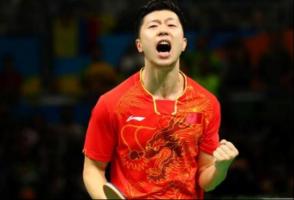 乒乓球员排名前十名 日本水谷隼第六,马龙排名第一