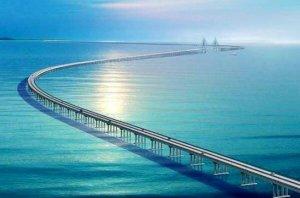 国内十大绝美的跨海大桥排行榜 港珠澳大桥上榜,第一在浙江杭州