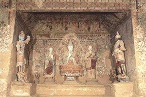 甘肃十大石窟排行榜:南石窟寺上榜,第一历史文化价值高