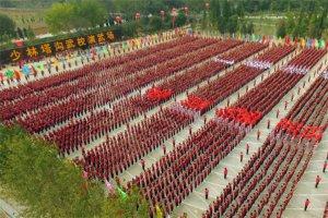 河南十大武校排行榜:中华武术学校上榜,第六已有53年历史