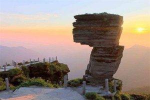 贵州十大名山排行榜:大娄山上榜,第一是避暑名山