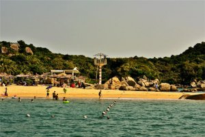广东十大沙滩排行榜:双月湾上榜,第八海滩长度出众