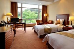2021成都溫泉酒店排行榜 楠水閣上榜,第一人均580元