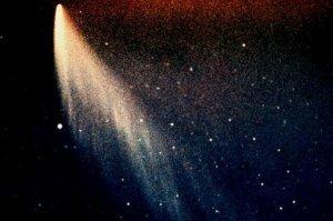 历史上十大最著名的彗星 哈雷彗星上榜,第八是最变化无常的彗星