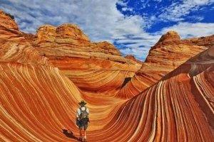 全球十大鬼斧神工自然地质奇观 赤水丹霞居然排第二 第一在美国