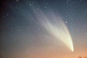 历史上十大最著名的彗星 哈雷彗星上榜 第十竟差点与地球相撞