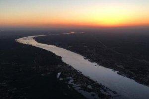 世界十大河流排行榜 尼罗河第一,长江、黄河上榜