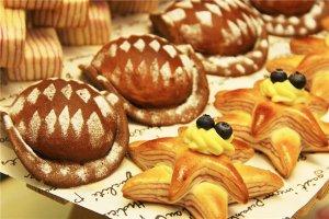 面包蛋糕店加盟10大品牌排行榜:麥子熟了上榜,元祖第九
