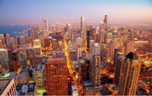 美国三大犯罪之都,芝加哥上榜,第二让人意外