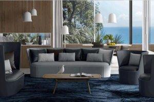 意大利家具品牌排行榜前十名,NATUZZI上榜,第五備受時尚人士喜愛