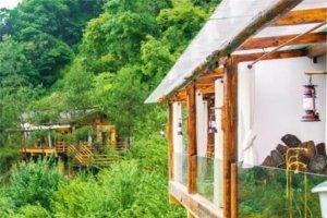 湖南十大民宿排行榜:名山精舍上榜,第二是玻璃建筑