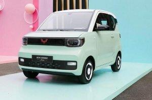 2021年1月微型轿车销量排行榜 五菱宏光MINIEV第一,欧拉白猫上榜