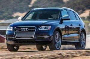 2021年1月中型SUV销量排行榜 奥迪Q5L第一,红旗HS5上榜