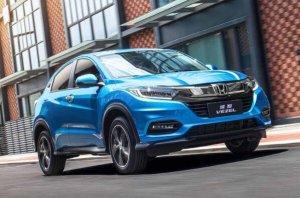 2021年1月小型SUV销量排行榜 本田缤智第一,吉利缤越上榜