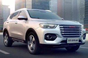2021年1月国产SUV销量排行榜 哈弗H6第一,比亚迪宋上榜
