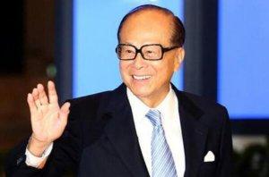2021福布斯中国香港富豪榜 李嘉诚第一,刘銮雄上榜