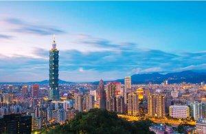 臺灣省城市綜合實力排行榜,臺北排第一,第六是重要農業基地