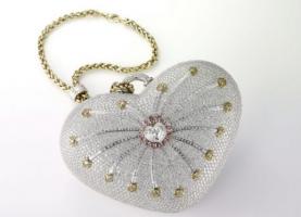 最貴的十款包包排行榜:愛馬仕上榜,第一380萬美元(4000顆鉆石)