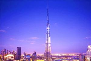 世界四大名塔 埃菲尔铁塔上榜,迪拜塔总高度达到了828米