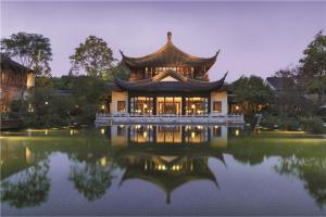 杭州十大酒店排名 杭州柏悅酒店上榜第一景色優美