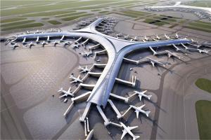 世界十大最大机场排名2021 东京成田国际机场上榜大兴发潜力大