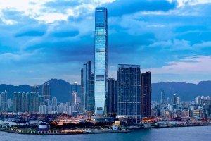 香港十大高楼排行榜:第一有118层!中环广场在榜