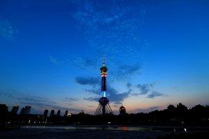 河北省十大高楼排行榜:万博广场上榜,第一高达208米