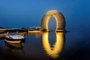"""湖州市十大地标建筑排名:飞英塔上榜,第一形似""""马桶盖""""?"""