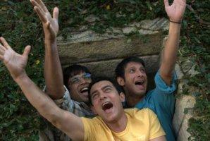 世界十大經典喜劇電影,東成西就上榜,第一是印度電影