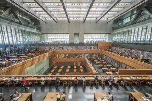 中国十大图书馆,上海图书馆上榜,第一亚洲规模最大