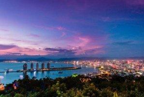 中国最美的十大海滨城市,三亚高居榜首,第五是东方太阳城