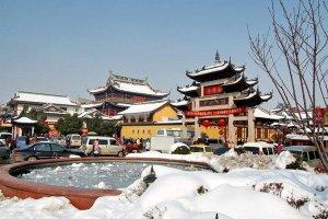 无锡十大名寺排行榜:南禅寺第一,第八已有1700多年