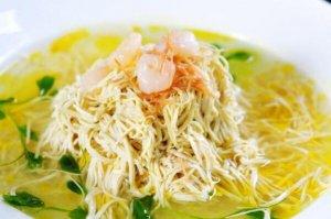 揚州十大經典名菜,蟹粉獅子頭上榜,第三需要精細的刀工