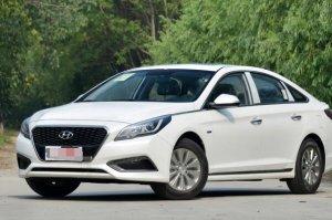 2021年5月韩系B级轿车销量排行榜 索纳塔第一,名图第三