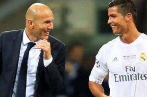 皇家馬德里十大著名球星,齊達內上榜,第一當選FIFA年度最佳男足教練