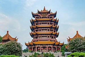 武漢十大城市名片排名:黃鶴樓第一,熱干面在榜