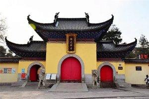武汉十大寺庙排行榜:归元寺第一,古德寺在榜