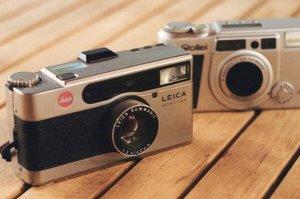 史上最经典的十大相机,尼康上榜两款,第一款具有划时代意义