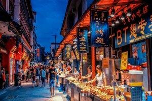 湖北省十大美食街排行榜:戶部巷第一,第四已有4600歷史