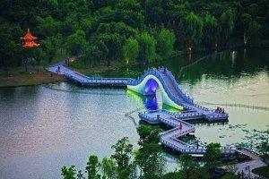 湖北省十大免费景点排行榜:董永公园上榜,第一是遗爱湖景区