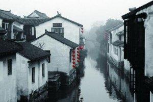 """江南十大著名水乡 乌镇上榜,第一被认为是""""中国第一水乡"""""""