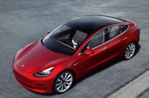 2021年6月美系B级轿车销量排行榜 Model 3第一,迈锐宝第四