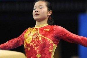 中国十大女子体操运动员 邓琳琳第五,刘璇第三